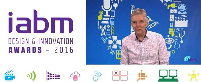 IABM announces shortlist for 2016 Design & Innovation Awards