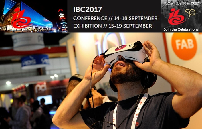 VR and AR examined from all angles at IBC2017