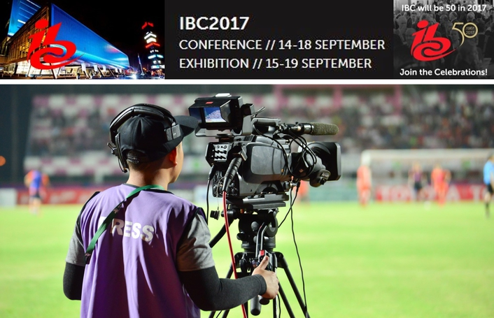 IBC2017 tackles the big business of fan engagement in sport