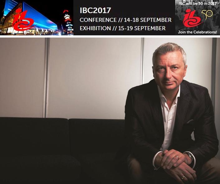 Q & A with Michael Crimp, CEO, IBC