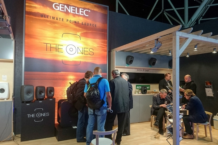 As years go, 2017 has been a truly spectacular one for Genelec. So as December draws to a close, come and join us in looking back at some of this year's highlights.