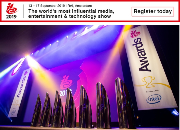 IBC celebrates young talent in the industry