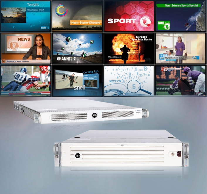 BroadcastAsia 2017: SAM to show the broadest range of 12G-SDI products and market leading Kahuna and Kula multi-format production switchers