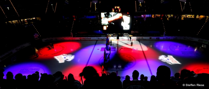 Elation and sld mediatec Create Pre-Game Excitement for Professional German Ice Hockey Team