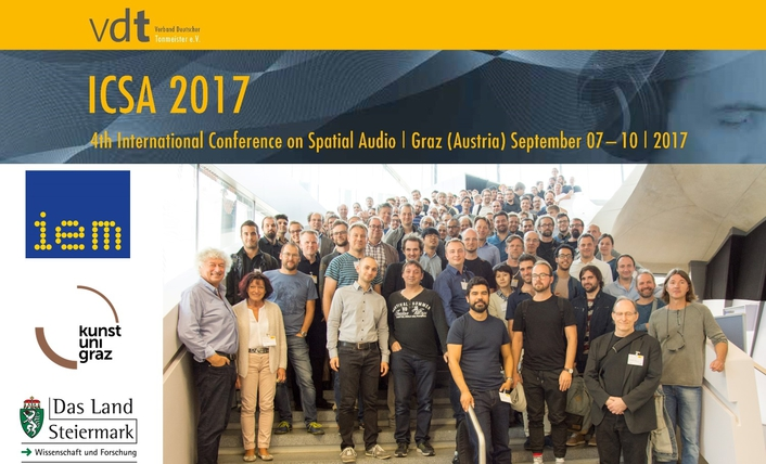 ICSA 2017:  Much to hear / Art and science / Attendance up