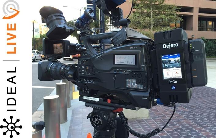 Ideal Live Sony Dejero
