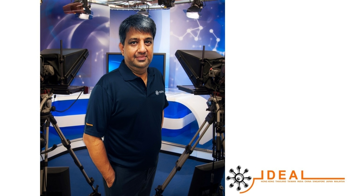 Ideal Systems Appoints Aniket Rangnekar to Head Live Production and Rental
