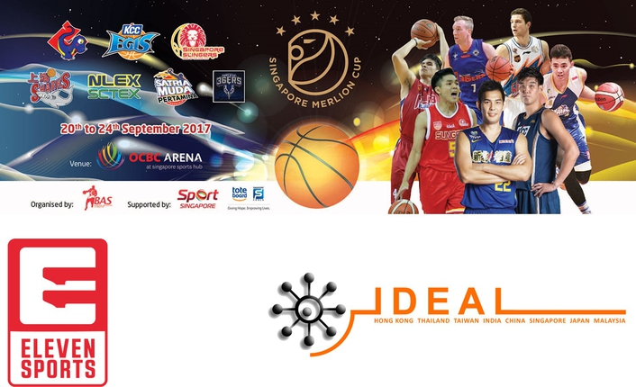 Eleven Sports Singapore Selects Ideal Systems for Live Sports Production