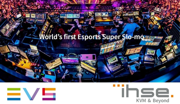 World's first Esports Super Slomo