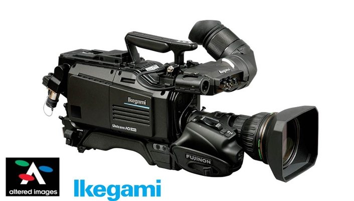 Ikegami Signs Agreement with Altered Images