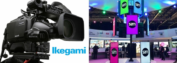 IKEGAMI AND SNELL ADVANCED MEDIA ANNOUNCE RESELLER PARTNERSHIP