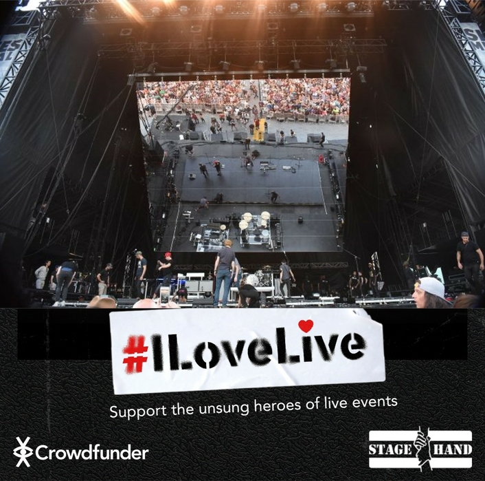Today we will launch #ILoveLive 2, featuring more unique prizes from artists, promoters, venues and festivals.