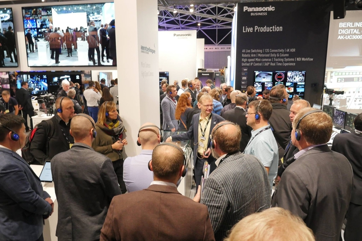 Antelope products are now available via Panasonic Europe as part of a new Distributor Agreement