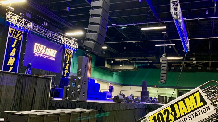 Carey Sound invests in Electro-Voice and Dynacord for new flagship system