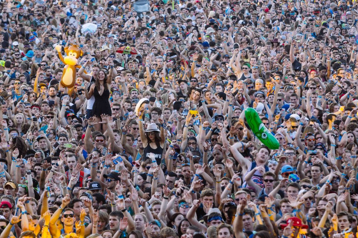 Six festivals, 800 acts and 400 hours of live music