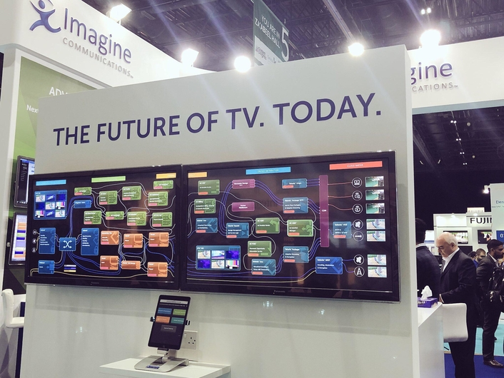 Imagine Communications to show Next-Gen and Hybrid Solutions at CABSAT 2018