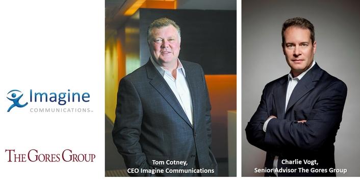 Imagine Communications Announces CEO Transition