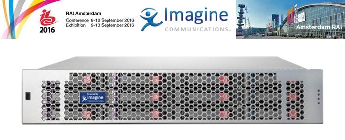 Imagine Communications introduces Groundbreaking Storage Optimisation