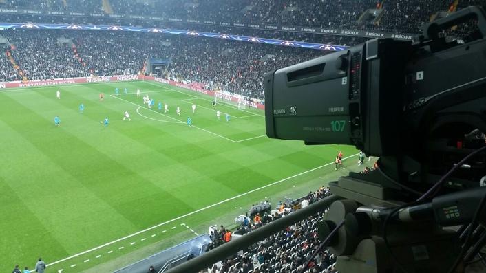 TWO ULTRA HD (4K) MATCHESIN A WEEK