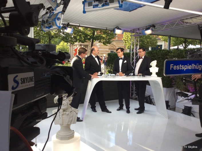 TV SKYLINE provides OB services for groundbreaking Ring Cycle broadcasts