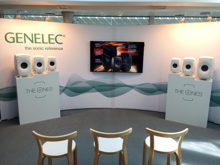Genelec 8331 and 8341, The Ones Compact Coaxial Monitors, Nominated for Technical Excellence and Creativity (TEC) Award