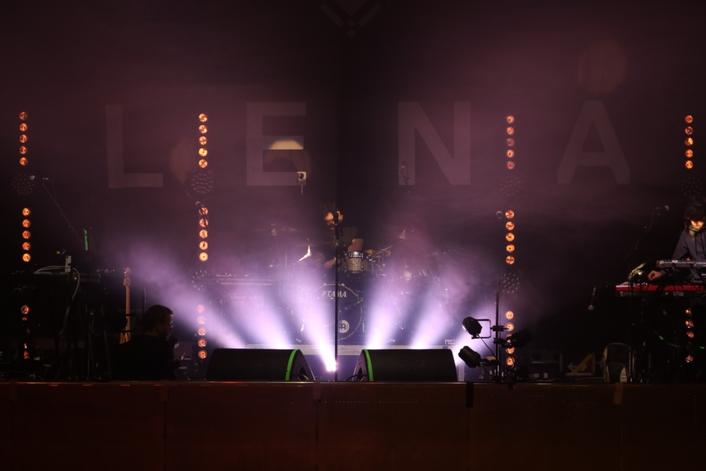 Jojo Tillman Goes All White with GLP X4 atom for Lena Club Tour