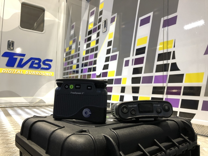 TVBS PUTS TRUST IN CLEAR-COM FOR SECURE, FLEXIBLE IP-BASED COMMUNICATIONS