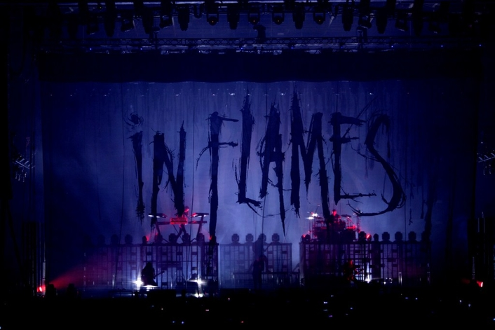 GLPJDC1 Set Fire to In Flames' European Arena Tour