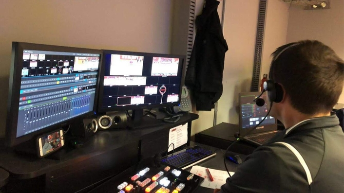 Big Red Fans Get in the Game with Live Streams Powered by AJA HELO