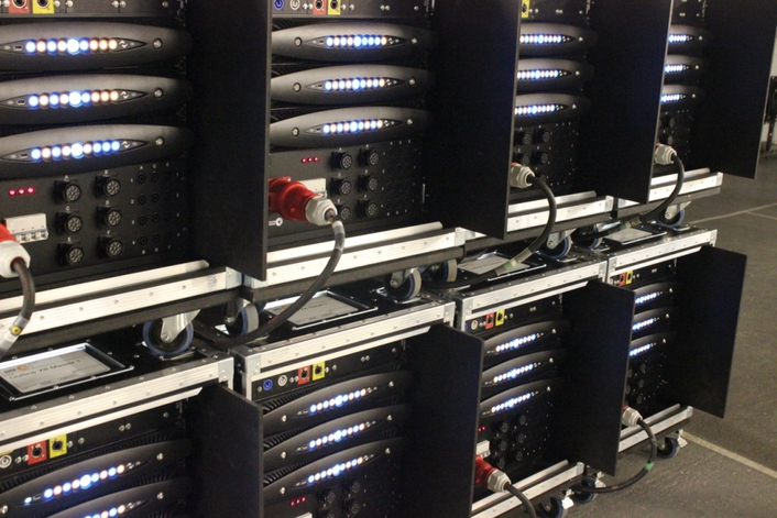 Capital Invests in Powersoft X Series to Drive New Line Array