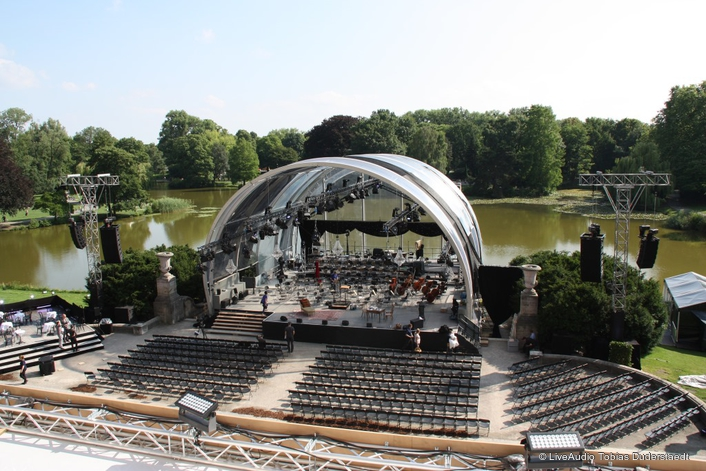 LA BOHÈME BROUGHT TO LIFE IN HANNOVER MASCHPARK