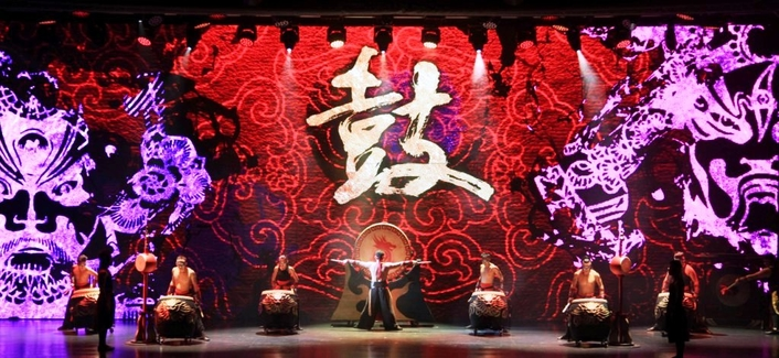 AV Stumpfl Brings in Chinese Year of the Dog at Hong Kong's Ocean Park Spectacular