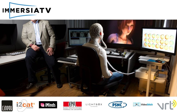 Cinegy will work alongside Belgian national broadcaster VRT; the Polish Supercomputing Centre; Portugal's innovative production house, Lightbox; and Paris-based immersive video experts VideoStitch among others in the consortium