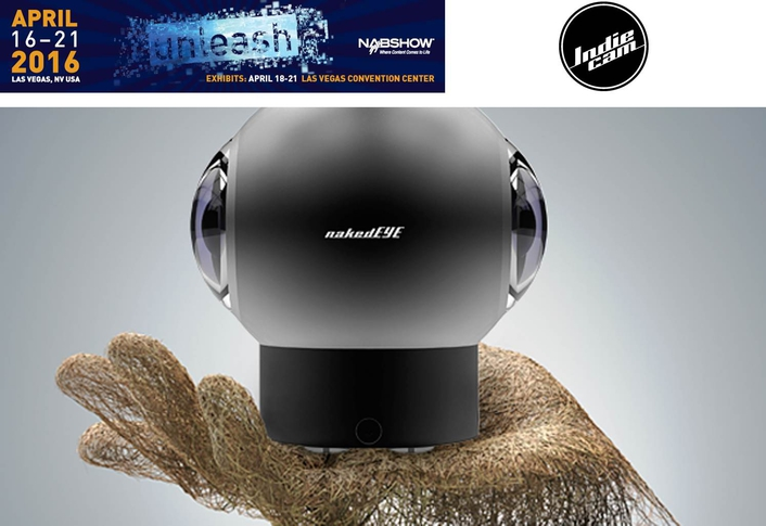 Introducing VR-Camera: nakedEYE