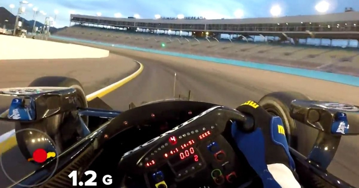 Debut of Visor Cam, Race Strategist Predictive Analytics: With 96 cameras, 14 of them onboards, the Indianapolis 500 is again one of the largest sports productions of the year