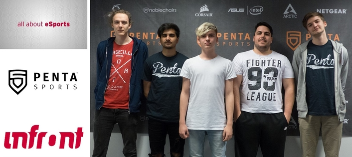 More eSports to come as Infront teams up with PENTA Sports