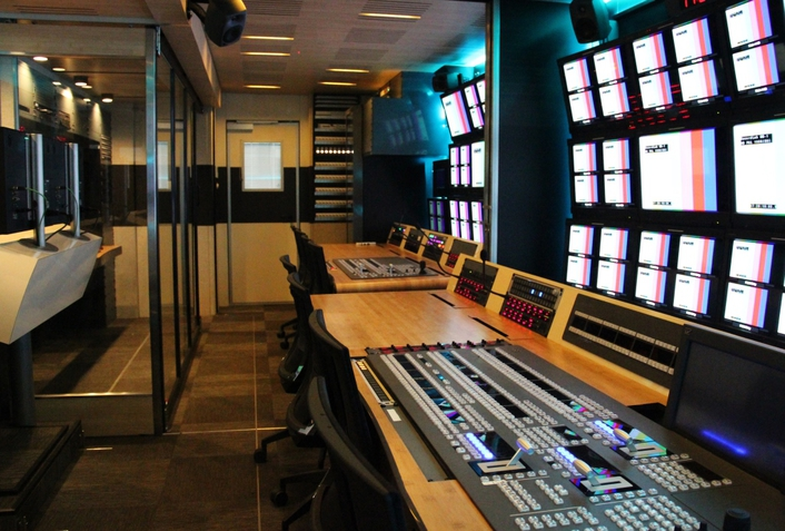 RecordLab Joins the Many Broadcast Companies to Adopt Riedel Communications' Micron 80G Network System