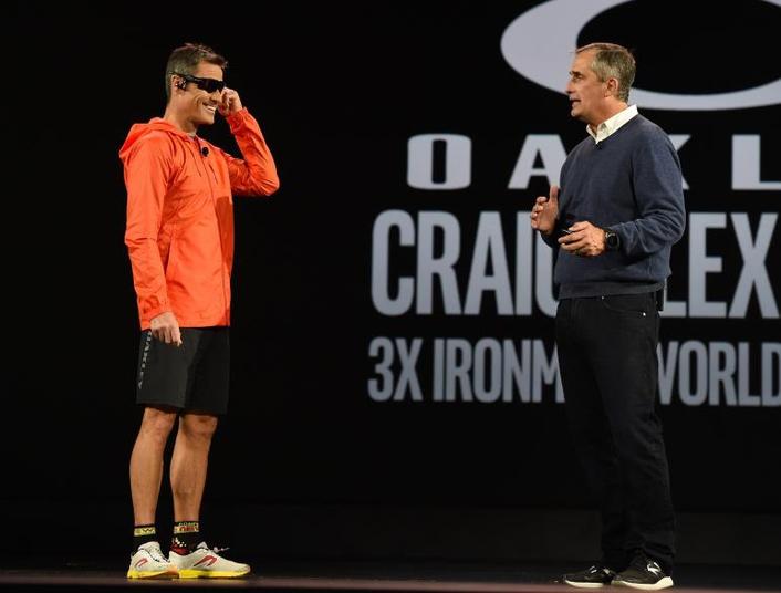 luxury and sports eyewear with smart technology