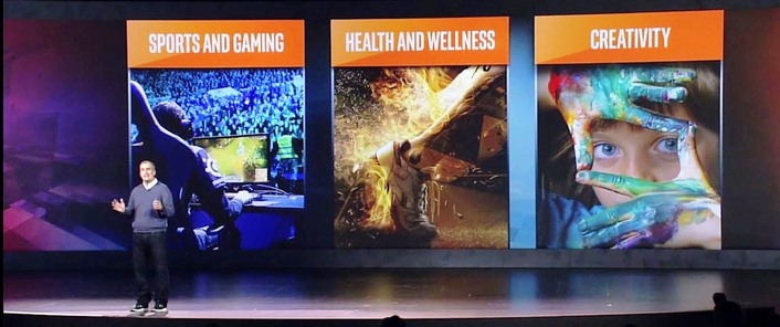 Intel Brings Amazing Experiences to Life at Consumer Electronics Show