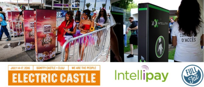 INTELLITIX JOINS FORCES WITH ELECTRIC CASTLE FESTIVAL TO DEPLOY CASHLESS PAYMENT TECHNOLOGY