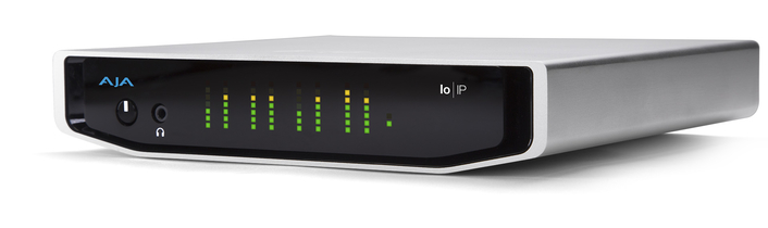 Delivers Flexible, Mobile I/O for Broadcast IP Pipelines