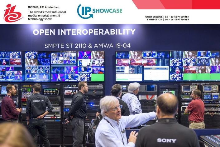 IP Showcase Returns to IBC