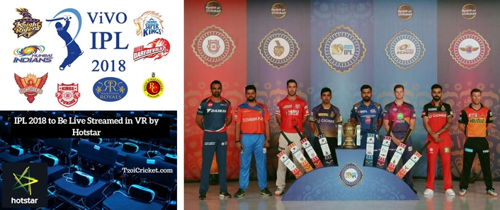 Indian Premier League Uses VR & Immersive Tech to Expand the League's Viewership in the Digital Space