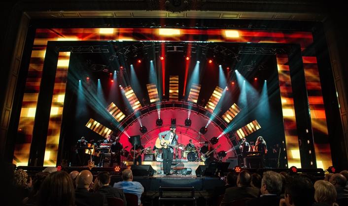 Elation EPT6IP™ LED Video Displays for International Portuguese Music Awards