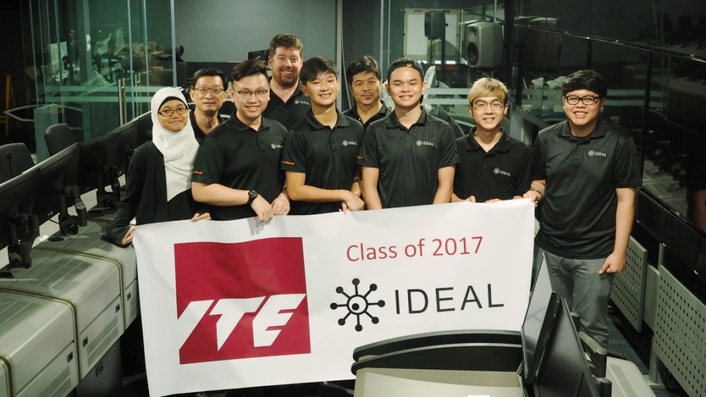 ITE Broadcast Students get Hands on Experience with Ideal Systems