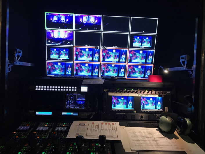 AJA Ki Pro Racks, FS2s and Mini-Converters Help VER Drive Live Event AV for iHeartRadio Jingle Ball Tour