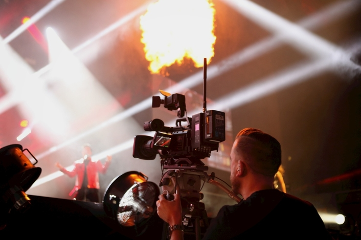 UK X Factor Arena Tour Powered by Blackmagic Design Live Production Workflow