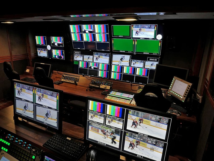 Streamteam Nordic and Broadcast Solutions open remote production hub for Finnish Ice Hockey
