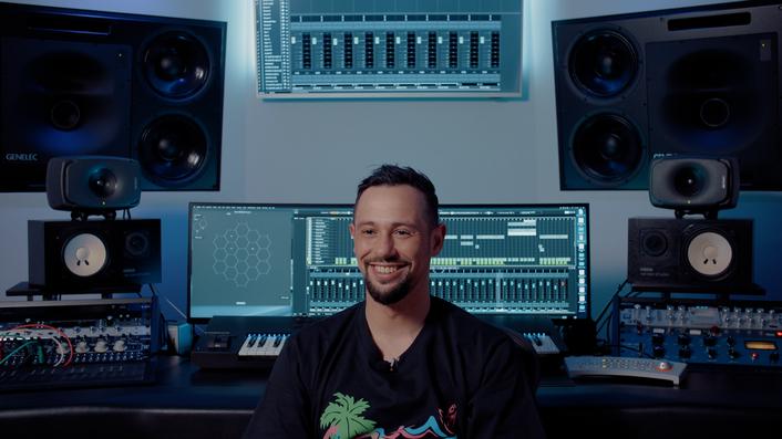 Genelec monitors bring power and precision to Juh-Dee's studio