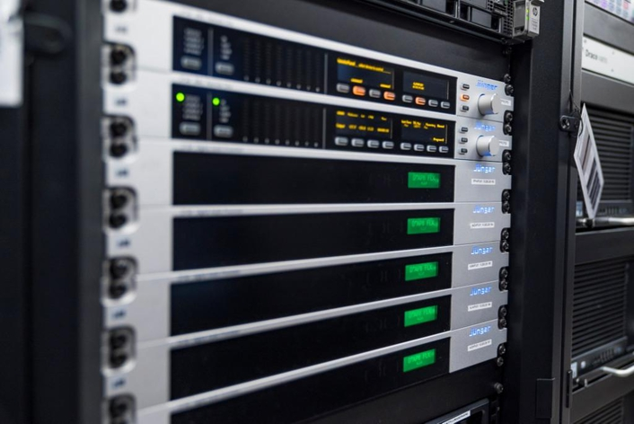 The broadcaster is now using Jünger Audio's D*AP8 Digital Audio Processors control and regulate audio across four television channels